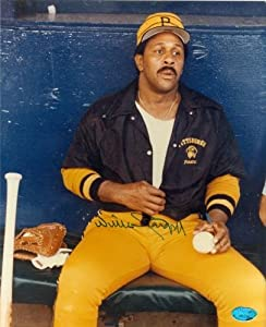 Willie Stargell autographed 8x10 Photo (Pittsburgh Pirates) Image #2