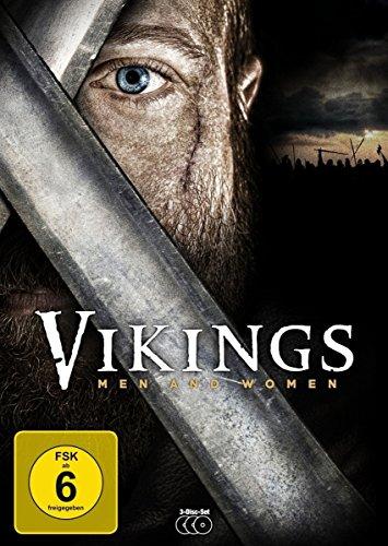 Vikings-Men and Women! [3 DVDs] [Edizione: Germania]