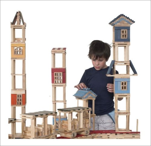 Buy Kapla KP280 280 Pc Wd Building Set w/Bk
