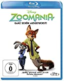 Zoomania Bluray