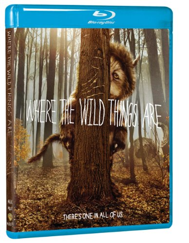Cover art for  Where the Wild Things Are [Blu-ray]