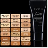 Avon Ideal Flawless Invisible Coverage Foundation in Pure Beige