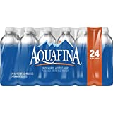 Aquafina Water, 24 ct, 16.9 oz