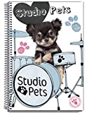 Cuaderno Tapa Dura A6 Myrna New Dog