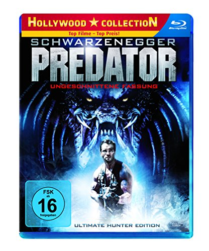 Predator ultimate hunter edition blu ray