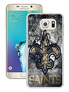 buy Brand New Custom New Orleans Saints 11 Samsung Galaxy S6 Edge Plus White Case