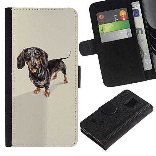omega-case-samsung-galaxy-s5-v-sm-g900-dachshund-badger-dog-black-brown-slim-pu-leather-wallet-credi
