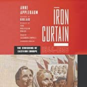 Iron Curtain: The Crushing of Eastern Europe, 1944-1956 | [Anne Applebaum]