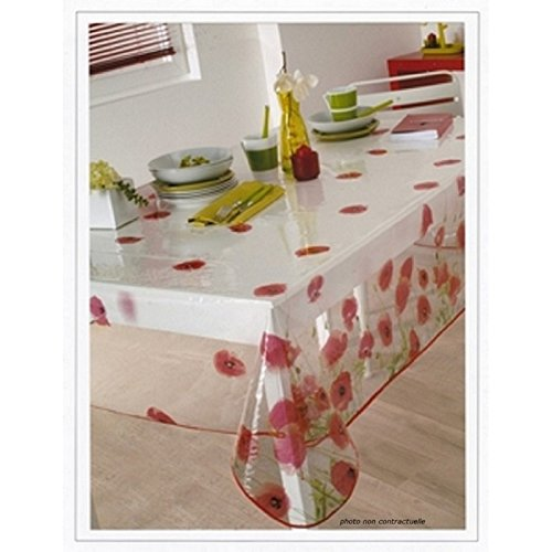 calitex-red-poppy-translucide-nappe-pvc-rouge-180-x-180-cm