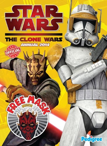 Clone Wars Annual 2014 (Star Wars: the Clone Wars)