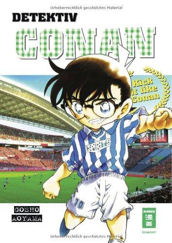 Detektiv Conan: Kick it like Conan, Einzelband