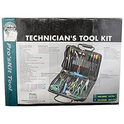 1PK-2002B Technicians Tool Kit