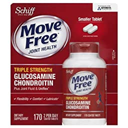 Move Free Advanced Triple Strength, 320 Count