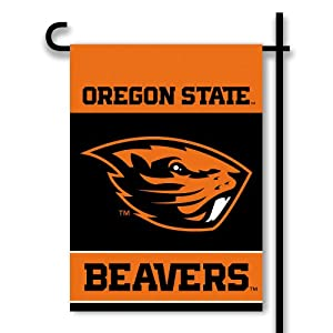 Buy NCAA Oregon State Beavers 2-Sided Garden Flag by BSI