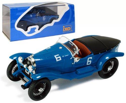 IXO Lorraine-Dietrich B3-6 #6 Le Mans Winner 1926 - Bloch/Rossignol 1/43 Scale Die-Cast Collectors Model