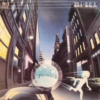 Space Race - Australia LP