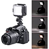Neewer® CN-LUX360 5400K Dimmable LED Video Light Lamp for Canon Nikon Camera DV Camcorder