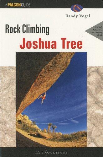 Rock Climbing: Joshua Tree (Regional Rock Climbing Series)