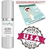 Anti Aging Cream Moisturizer With Matrixyl - Our Moisturizing Formula Includes Shea Butter Peppermint Oil Witch...