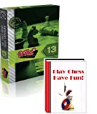 Fritz 13 Chess Playing Software Program plus Play Chess-Have Fun E-Book (2 item Bundle)