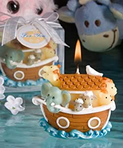 baby shower favors noahs ark candles 36 health