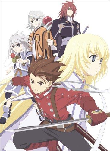 OVA テイルズ オブ シンフォニア THE ANIMATION 第3巻(初回限定版:エクスフィア・エディション)(DVD VIDEO)