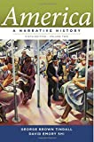 img - for America: A Narrative History (Ninth Edition) (Vol. 2) book / textbook / text book