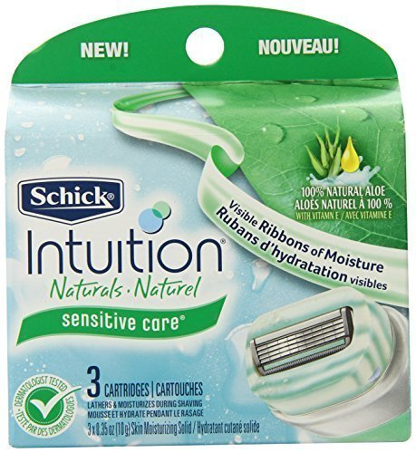schick-intuition-naturals-sensitive-care-razor-blade-refill-cartridges-3-count-by-schick