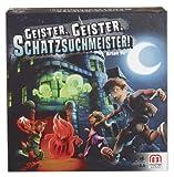 Mattel Y2554 - Geister Geister Schatzsuchmeister, Strategiespiel hergestellt von Mattel