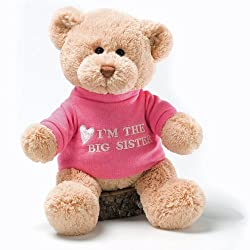 [Best price] Stuffed Animals & Plush - Gund I'm The Big Sister Message 12