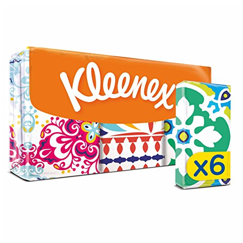 kleenex-collection-mini-hanks-6-x-7-sheets-pack-of-18-108-packets