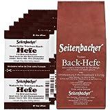 Seitenbacher Hefe Vorratspack 6x20g