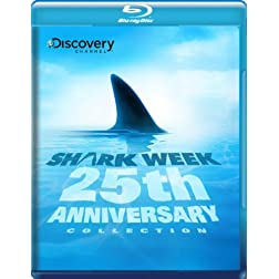 Shark Week: 25th Anniversary [Blu-ray]