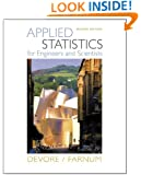 Applied Statistics for Engineers and Scientists (with CD-ROM)