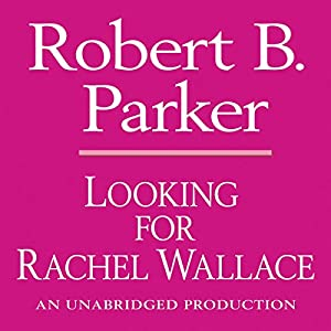 Looking for Rachel Wallace Hörbuch