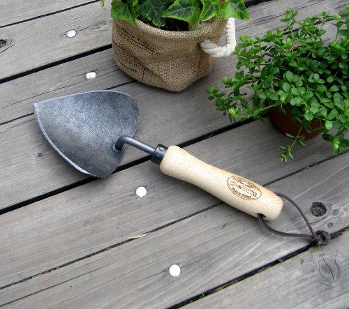 Dewit potting trowel home garden lawn garden gardening for Garden trowels for sale
