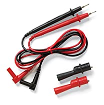 Amprobe TL36A Test Leads with Alligator Clips, 1000V