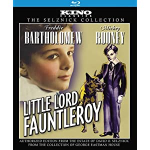 Little Lord Fauntleroy: Kino Classics Remastered Edition [Blu-ray]