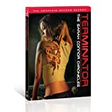 Terminator: The Sarah Connor Chronicles - The Complete Second Season [DVD]by Lena Headey
