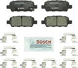 Bosch BC905 QuietCast Premium Disc Brake Pad Set