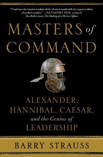 Barry Strauss - Masters of Command