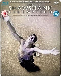 The Shawshank Redemption (Blu-ray + DVD Steelbook) [1994]