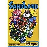 Sand Landby Akira Toriyama
