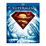 The Superman Motion Picture Anthology, 1978-2006 [Blu-ray] ~ Christopher Reeve