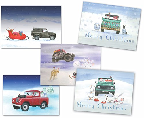 land-rover-defender-inspired-christmas-cards-mixed-pack-of-10