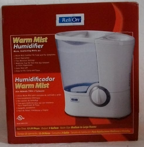 Buy Low Price ReliOn Warm Mist Humidifier (RWM-975N)