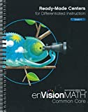 img - for EnVision Math Ready-Made Centers For Differentiated Instruction Grade 4 - Teacher's Edition book / textbook / text book
