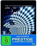 Prestige - Die Meister der Magie (Steelbook) (exklusiv bei Amazon.de) [Blu-ray] [Limited Edition]
