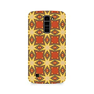 Ebby Tribal Geometric Premium Printed Case For LG K7
