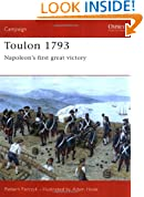 Toulon, 1793: Napoleon's First Great Victory (Campaign)